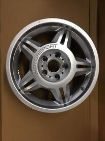 E36 BMW m3 wheel