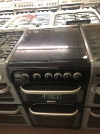 50CM BLACK CANNON GAS COOKER