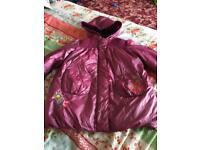 Girls coat 3-4 years Debenhams