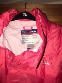 Brand new trespass jacket