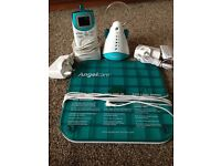 Angelcare baby monitor and sensor mat