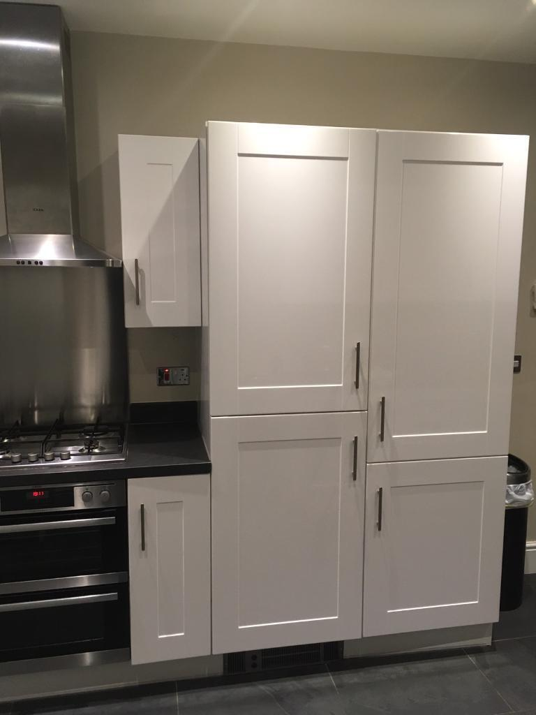 Complete fitted kitchen with appliances