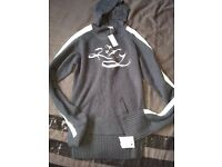 Brand new with tag womens Roxy hoody, size xl