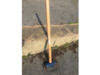 12 Lbs Sledge Hammer with Solid Oak Handle