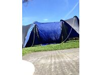 6 man tent with all equipment