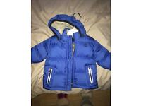 Age 3 months timberland jacket