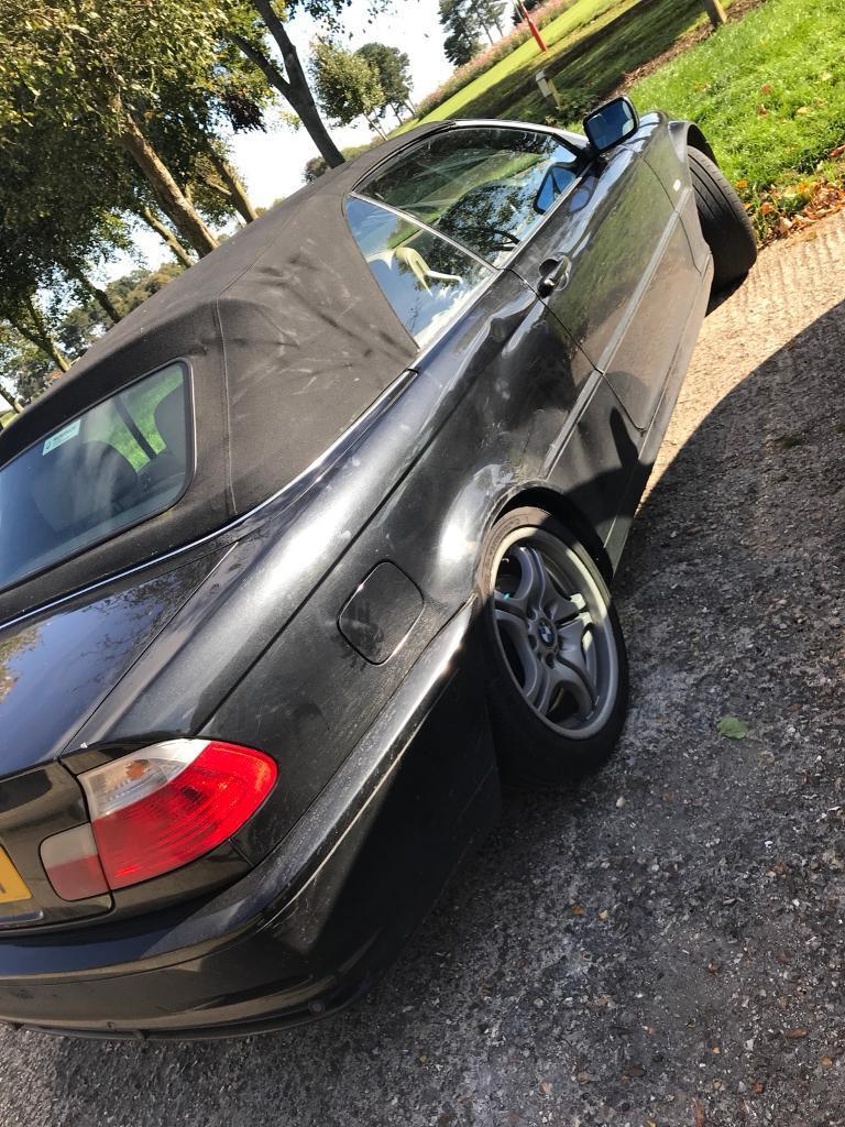 BMW 3.0ci Convertible 2001
