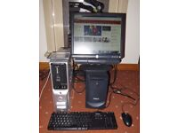 Dell Windows 7 Desktop PC 64-bit