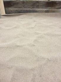 Carpet - beige - brand new unused