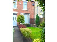 3 bedroom terraced house to rent in crook County Durham