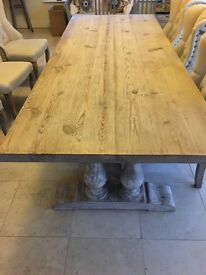 Barker and Stonehouse Dinning Table
