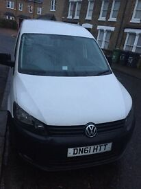 VW CADDY FOR SALE 2011