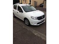 Dacia Sandero for sale - low mileage