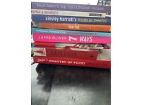 Multiple Cookery Books