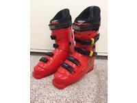 Salomon F9 ski Boots.