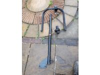 WITTER CYCLE CARRIER FITS MOST TOW BAR