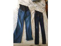 Maternity clothes bundle size 10-12