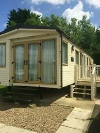 Caravan Abi St David 2013 sleeps 8 3 bed