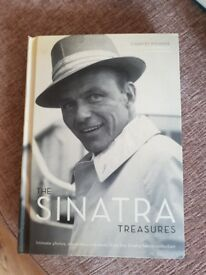 Frank Sinatra Book and Cd
