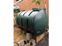 Free oil tank inc small amount of oil