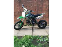 Pit Bike 125cc £295 OVNO Like Brand New Bargain!