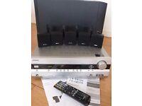 Bose Acoustimass 6 mk3 Home Cinema System & Onkyo TX-SR506 AV Reciever
