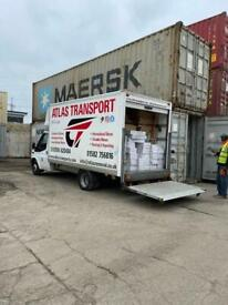 Atlas transports, houses and offices move