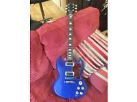 *PRICE CRASH!* 2012 Gibson SG Special 70s Tribute *Raygun Relics refinish* £475