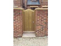 Wooden Garden Gates. Made to Measure. Many designs to choose from. All made to order