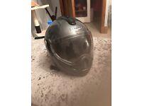 Carberg motobike helmet