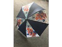 Spider-Man umbrella