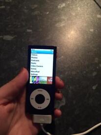 iPod Nano 5th Gen 8gb Purple