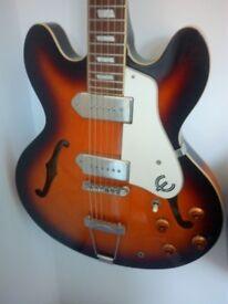 Epiphone casino electric guitar