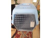 Pet Travel Cage / As New