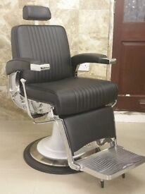 Brand New & Boxed Ambassador Barber Chairs