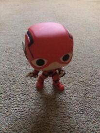Justice league the flash pop vinyl figure