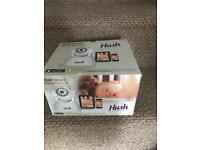 Brand new hush smart baby monitor