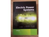 Electric Power System 5th Ed