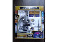 36 piece Science Microscope set