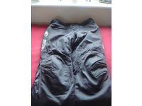 Men's Richa AirGuard Textile Motorbike Trousers - Size 3XL - As new condition