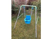 Baby / small Toddler swing