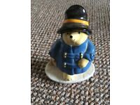 Paddington Bear Coalport Figure