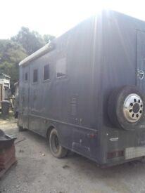 Motor home . Project. Spares or repair.. Camper..