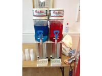 SLUSH PUPPY MACHINE HIRE / CHOCOLATE FOUNTAINS/ POPCORN AND CANDY FLOSS MACHINES/BOUNCY CASTLES