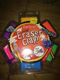 Eraser Clay by Sculpey