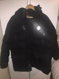 Men's polo RL down jacket