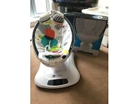 MamaRoo - Comes with original box and booklets