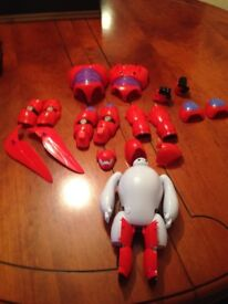 Big Hero 6 Baymax with Armour