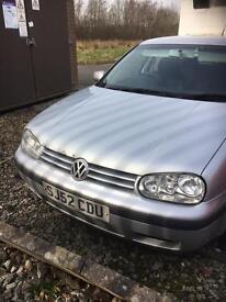 VW Golf MK4 1.9 SDI 2003 £350 ono