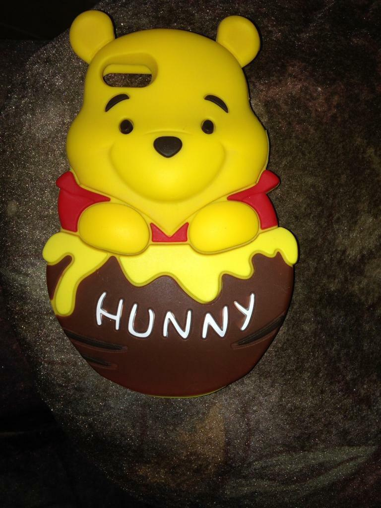 Winnie The Pooh 3d Case For Iphone 5 In Craigavon County Armagh Spigen Robot 5g 5s